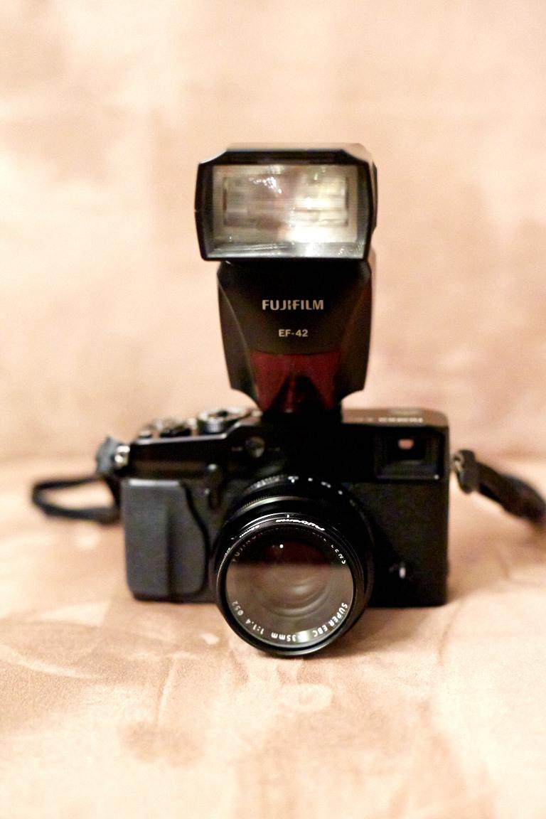 Fujifilm Ef 42 Flash The World According To Roland